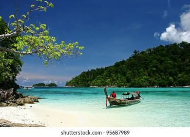 Tarutao national park , Thailand