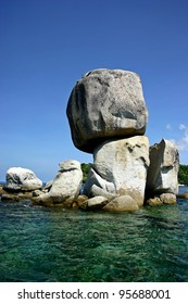 Tarutao national park,stone
