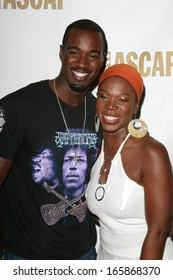Tarwell Carter and IndiaArie at ASCAP Rhythm and Soul Music Awards, The Beverly Hilton Hotel, Los Angeles, CA, June 27, 2005