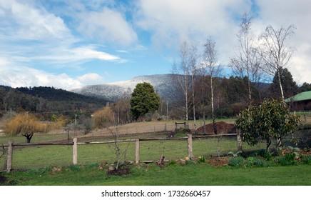 Tasmania country site landscape Australia