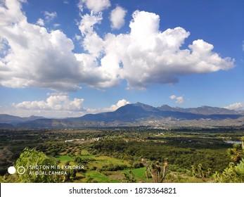 Tasquillo Cerro Juarez Paisaje Naturaleza