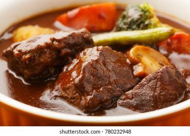 a tasty beef stew