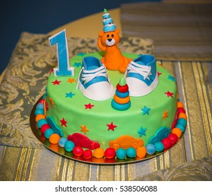 Peachy Fondant Cake Images Stock Photos Vectors Shutterstock Personalised Birthday Cards Cominlily Jamesorg