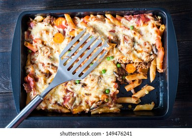 Tasty and fat casserole