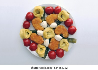 Tasty finger foods for patients with Alzheimer's, who can not eat with a spoon and fork any more and this way they can still eat by themselves.