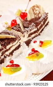 Tasty pastries