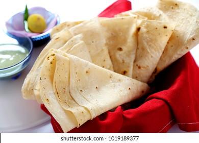 Tasty Roomali Roti