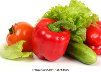 Tasty and useful vegetables