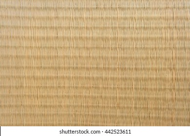 Tatami Mat texture. Japanese Tatami Mat or Nippon Tatami Mat, Texture / Background / Wallpaper