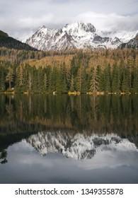 Tatra Mountains Landscape - Shutterstock ID 1349355878