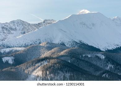 Tatra Mountains, Tatra National Park