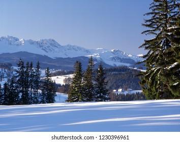 Tatra Mountains, Tatra National Park, Poland