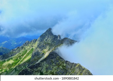 Tatra Mountains, Poland. Some cloudy, summer day.  - Shutterstock ID 1890881842