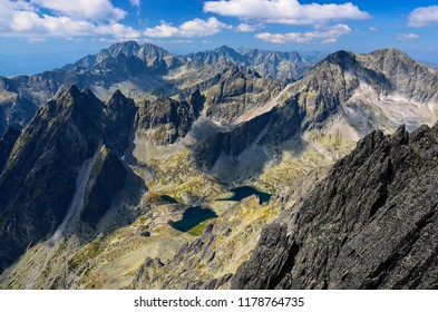 Tatras Mountains in Slovakia