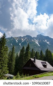 Tatry Mountain peak