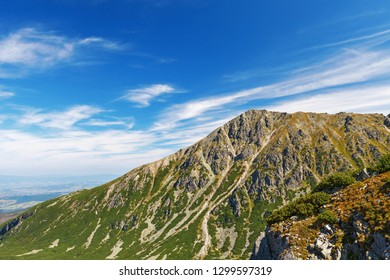 Tatry mountains, carpathian mountain range, Poland