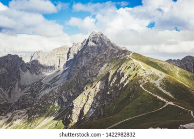 Tatry mountains in Zakopane (Poland)