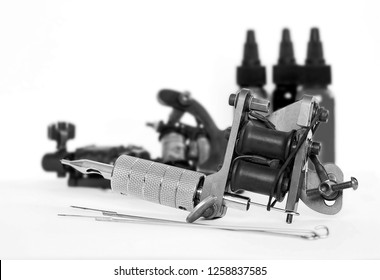 Tattoo Equipment Images, Stock Photos & Vectors | Shutterstock