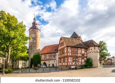 Tauberbischofsheim, Castle, Germany