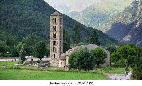 Taull, Vall de Boi, Catalonia