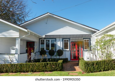 White Weatherboard Hd Stock Images Shutterstock
