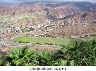 Tauro Valley, Gran Canaria