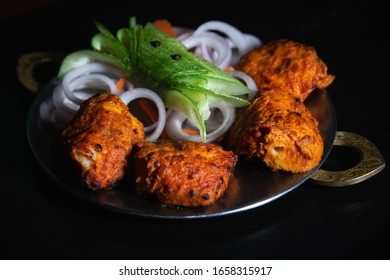 Tawa fish is a north indian delicacy served as starters