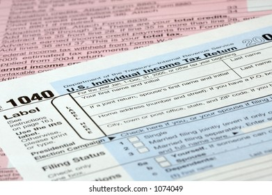 Tax Forms Detail