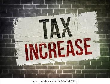 Steuererhöhung