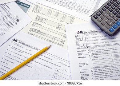 Tax related forms and tools are gathered together.