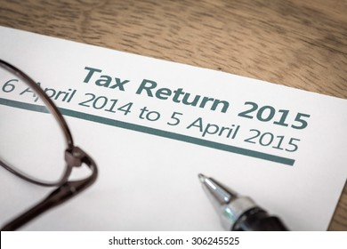 Tax return 2015