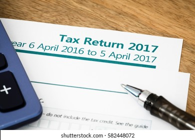 Tax return UK 2017