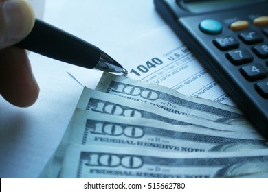 Taxes Form 1040 Individual Tax Form High Quality