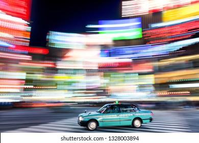 Tokyo Neon Street Stock Photos Images Photography