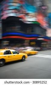Taxi, New York City