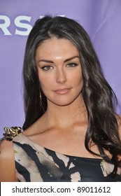 """Taylor Cole - star of """"The Event"""" - at NBC Universal TV Summer Press Tour Party in Beverly Hills.  July 30, 2010  Los Angeles, CA Picture: Paul Smith / Featureflash"""
