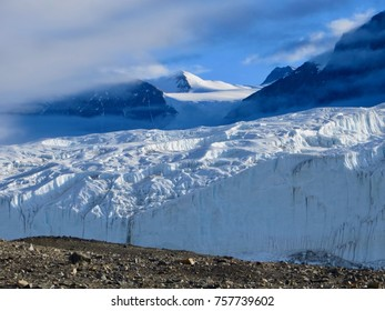 Taylor Dry Valley McMurdo Sound Antarctica