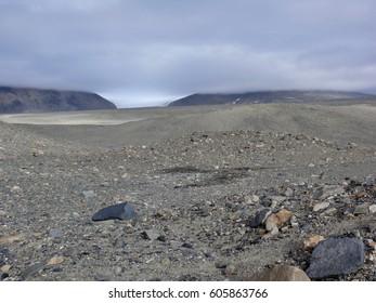 Taylor Dry Valley Sky McMurdo Sound