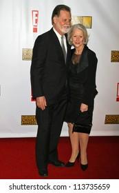 Taylor Hackford and Helen Mirren at the 12th Annual Critics' Choice Awards. Santa Monica Civic Auditorium, Santa Monica, CA. 01-12-07
