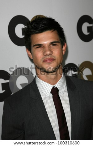 Entertaining answer taylor lautner gq cover