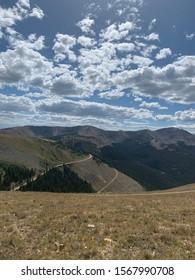 Taylor Reservoir ATV trails in Colorado