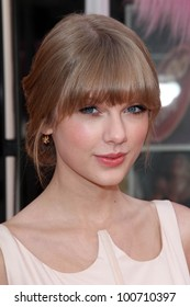 "Taylor Swift at the ""Dr. Seuss' The Lorax"" Premiere, Universal Studios, Universal City, CA 02-19-12"