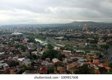 Tbilisi, capital city of Georgia
