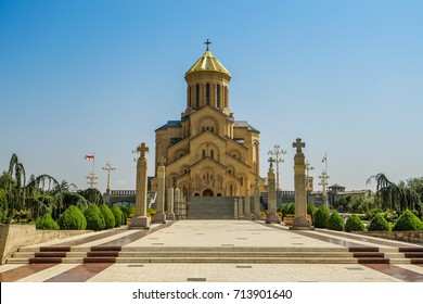 Tbilisi St.Trinity Cathedral