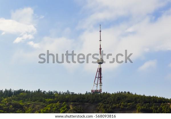 Tbilisi TV tower, Georgia