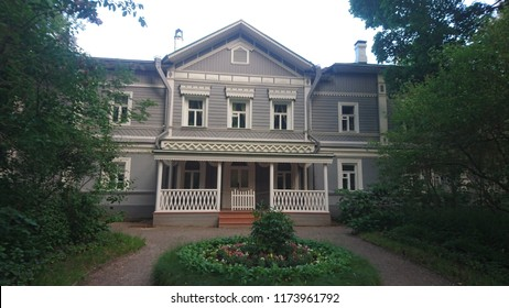The Tchaikovsky House-Museum was the country home in Klin, 85 kilometers northwest of Moscow where Pyotr Ilyich Tchaikovsky lived from May 1892 until his death in 1893. 6th Symphony, was written here