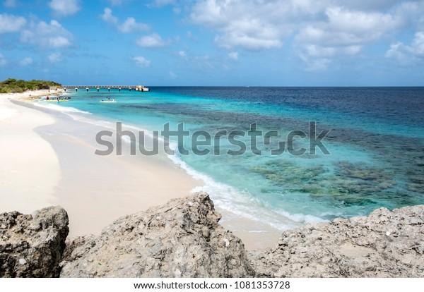 The Amo Beach in Bonaire