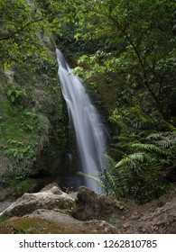 Te Ana Falls, Hawkes Bay, New Zealand