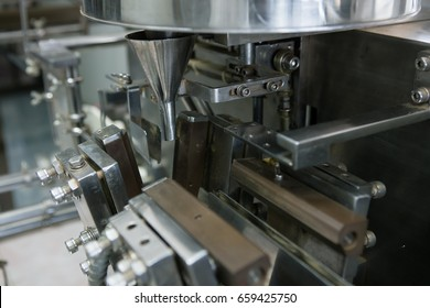 Tea bag packing machine for industry