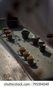 Tea ceremony show